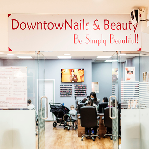 DowntowNails & Beauty