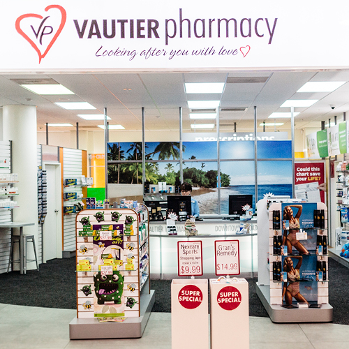 Vautier Pharmacy Downtown
