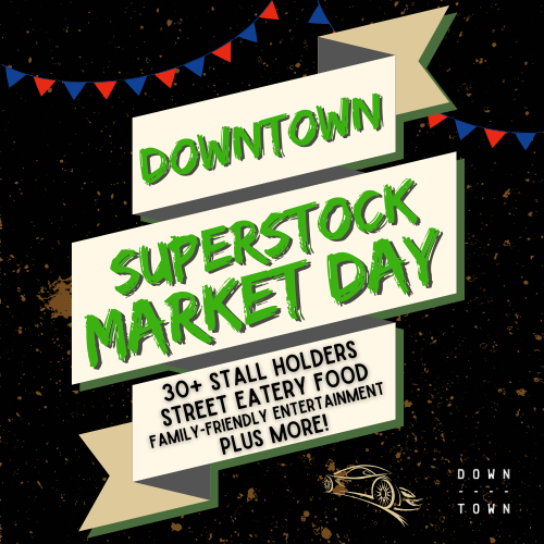 Downtown SuperStock Market Day 2021